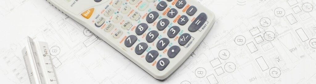 Výpočty - kalkulačka - nízký